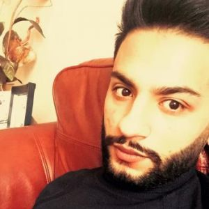Male escort in London called Aadil