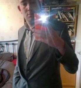 male escort in Chester called David Jones