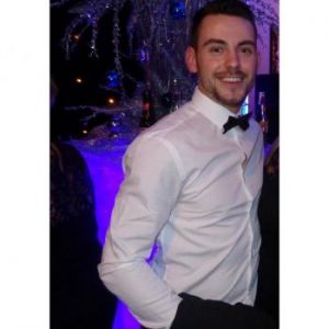 male escort in Leicester called John Evans