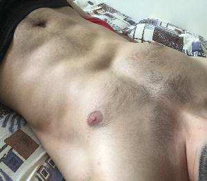 Male escort in London called George