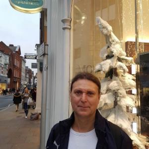 Male escort in London called Julian
