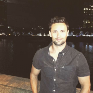 Male escort in London called Nathan