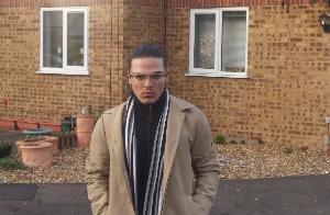 Male escort in London called Roberto