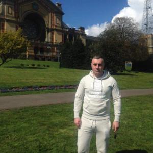 Male escort in London called Vasile