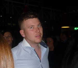 male escort in Sheffield called Ashley Beale