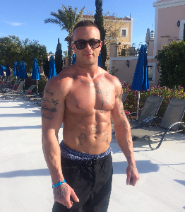 male escort in bournemouth called Robert