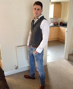 male escort bournemouth called james