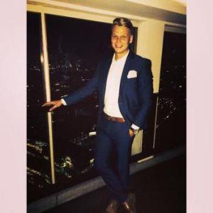 male escort in hastings called Lewis McGuigan