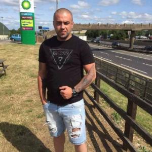 Male escort in London called Alex Moraru