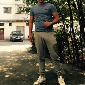 Male escort in London called Alexis Cristiano