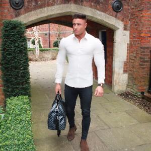Male escort in London called Damien Cole