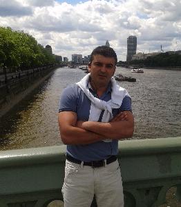 Male escort in London called Florin Ciro