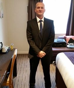 male escort in Northampton called laz csabai