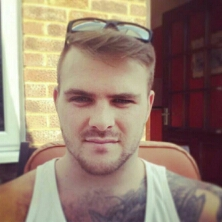 male escort in portsmouth called Aaron Edwards