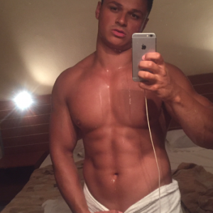 male escort in London called Valentin
