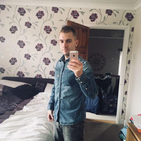Birmingham male escort